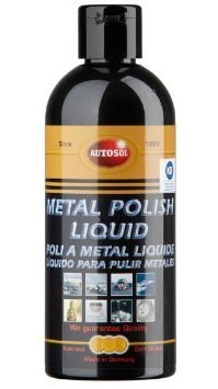 AUTOSOL DO METALU POLISH LIQUID 250ML AUT1100