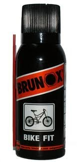 BRUNOX BIKE-FIT 100ml SPRAY