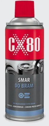 CX-80 SMAR DO BRAM 500ML SPRAY