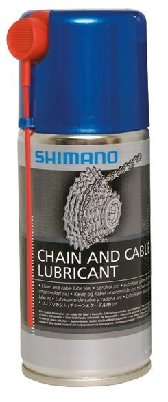 SMAR SHIMANO DO ŁAŃCUCHA I LINEK 125ML WS1500103