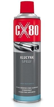 CX-80 ALUCYNK SPRAY 500ML